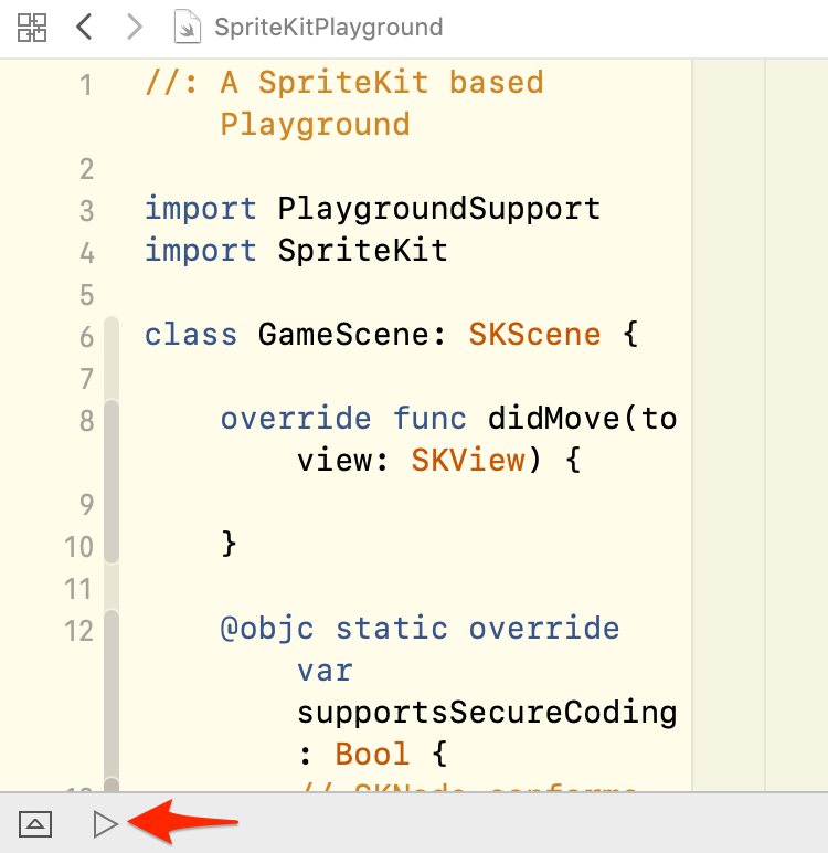 RunPlaygroundHighlighted
